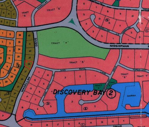 Land for Sale at Multi Family lot on Magellan Drive near to Banana Bay Fortune Beach, Grand Bahama, Bahamas