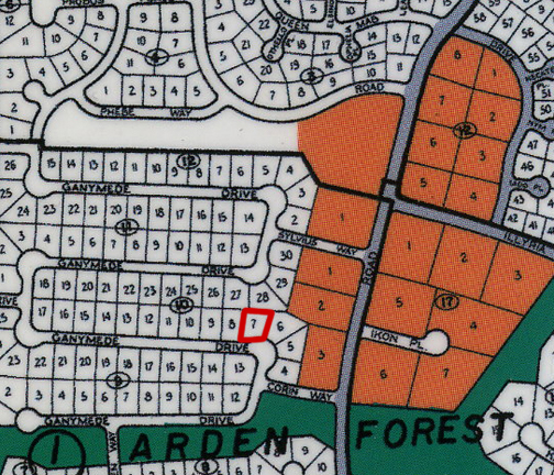 Land for Sale at Single family lot in Arden Forest Arden Forest, Grand Bahama, Bahamas