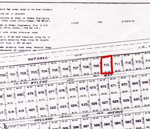 Land for Sale at Single family lot GB East Holmes Rock, Freeport And Grand Bahama, Bahamas