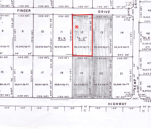 Land for Sale at Commercial lot on Sunset Highway Caravel Beach, Grand Bahama, Bahamas