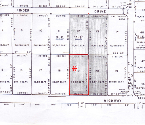 Land for Sale at Commercial property on Sunset Highway Caravel Beach, Grand Bahama, Bahamas