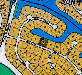 Land for Sale at Elevated Canal Lot Colony Bay, Grand Bahama, Bahamas