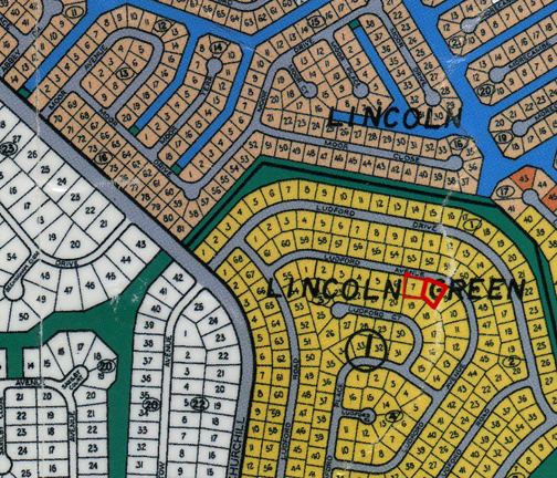 Land for Sale at Double duplex lot on Ludford Avenue Lincoln Green, Grand Bahama, Bahamas