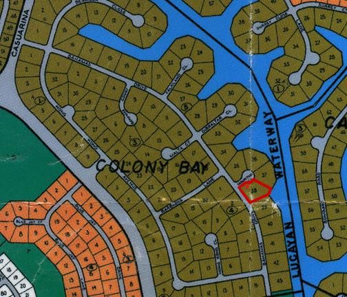 Land for Sale at Multi-family lot in Colony Bay Colony Bay, Grand Bahama, Bahamas