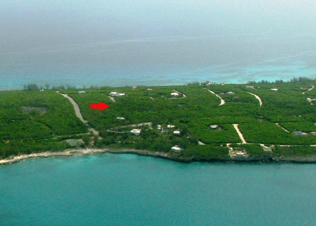 Land for Sale at Sweeping Sunset Views from Hilltop Lot Rainbow Bay, Eleuthera, Bahamas