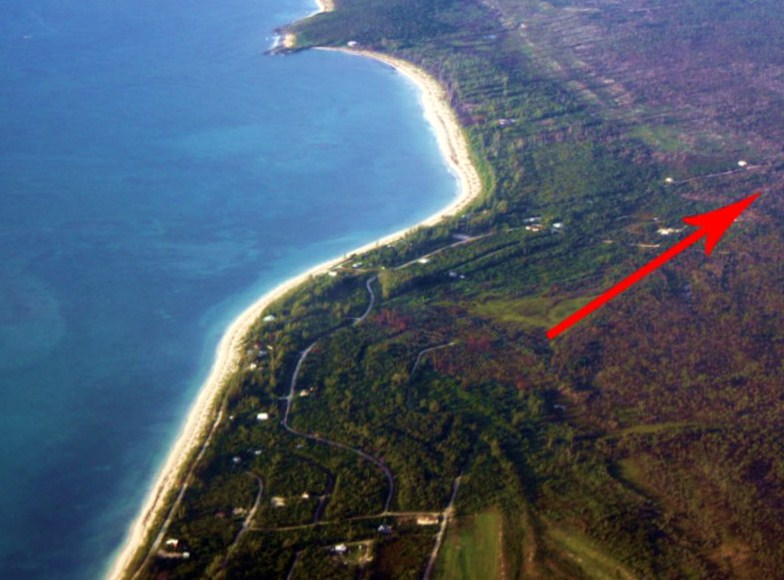 Land for Sale at Oversized Lot with Elevation in Bahama Palm Shores - MLS 27833 Bahama Palm Shores, Abaco, Bahamas