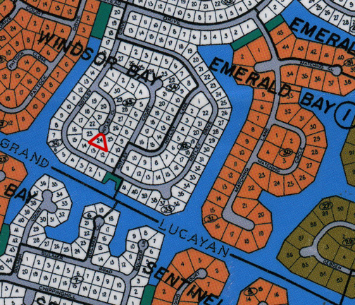 Land for Sale at Windsor Bay affordable single family lot Windsor Bay, Grand Bahama, Bahamas