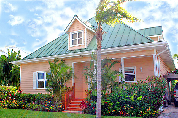 Single Family Home for Sale at JUST REDUCED! Outstanding Island Home in gated beach community Shoreline, Lucaya, Grand Bahama Bahamas