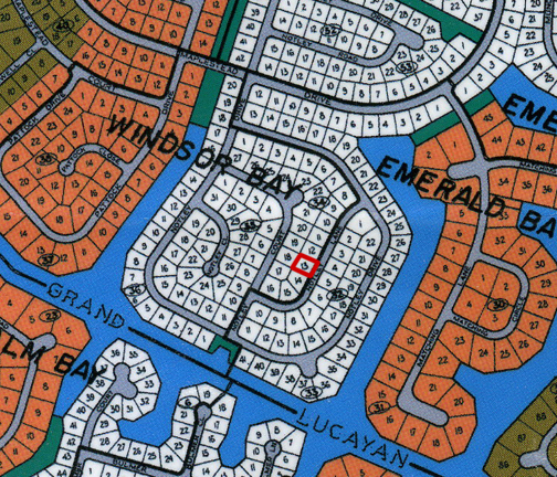 Land for Sale at Single family lot in Windsor Bay Windsor Bay, Grand Bahama, Bahamas