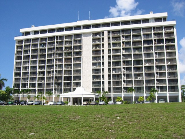 Co-op / Condo for Sale at Fantastic 11th floor 3 bedroom unit in Lucayan Towers North Greening Glade, Grand Bahama, Bahamas