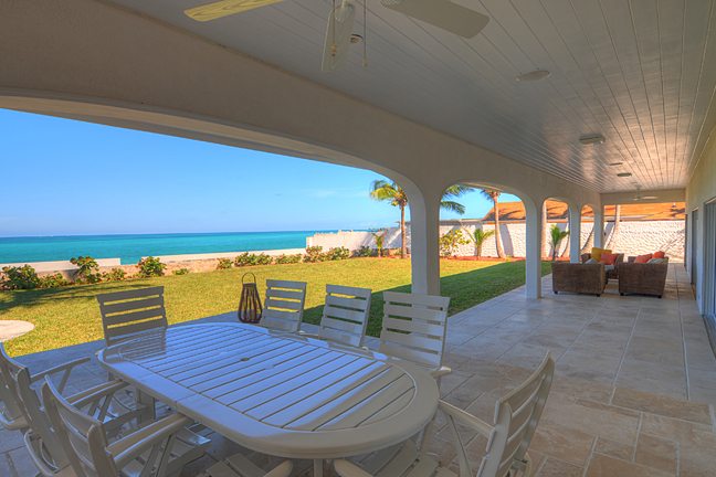Single Family Home for Sale at Oasis Oceanfront Home Cable Beach, Nassau And Paradise Island, Bahamas