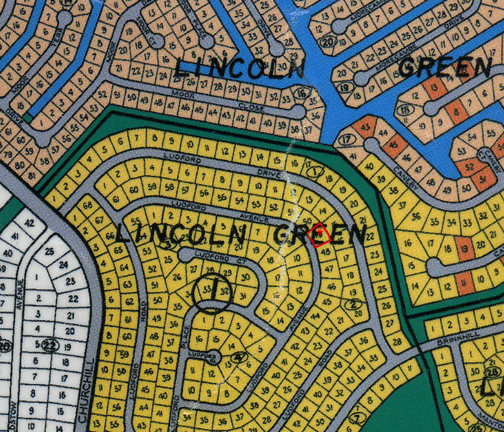 Land for Sale at Duplex lot on Ludford Drive in Lincoln Green Lincoln Green, Grand Bahama, Bahamas