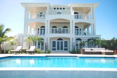 Single Family Home for Sale at Villa Reverie, February Point Home Exumas, Bahamas