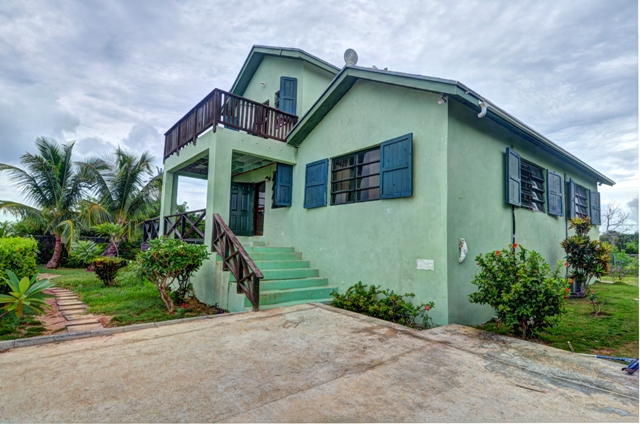 Single Family Home for Sale at Ocean View Home - Lot 5 Ocean View Drive Governors Harbour, Eleuthera, Bahamas