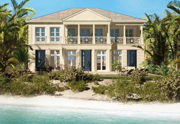 Maison unifamiliale pour l Vente à Beach House Villas Nassau New Providence And Vicinity