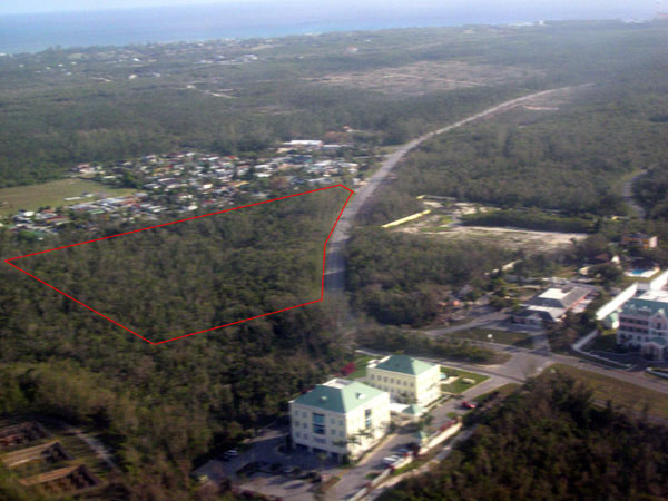 Terreno / Lote por un Venta en Ideal Development Property Bahamas