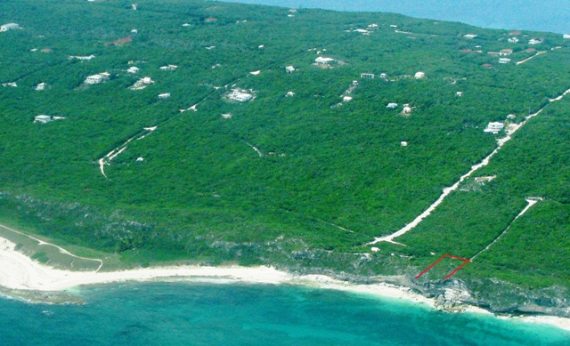 Land for Sale at Surfer's Beach, Northern Ocean Front Lot ~ Spectacular Views Eleuthera, Bahamas