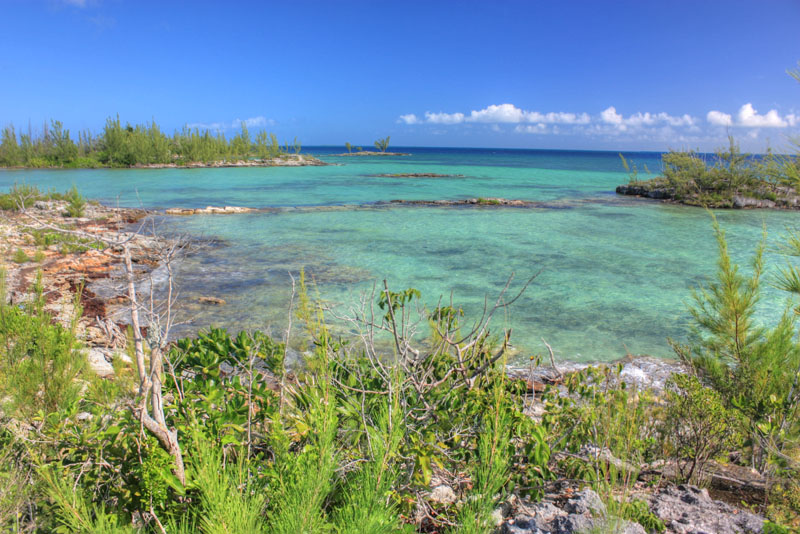 Land for Sale at Turtle Bay - The Best 5.8 Acre Waterfront Parcel On Abaco (MLS 16888) Turtle Rocks, Abaco, Bahamas