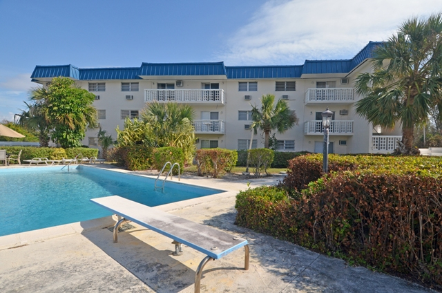 Multi Family for Sale at Waterfront Condominiums adjacent to Taino Beach Bell Channel, Lucaya, Grand Bahama Bahamas