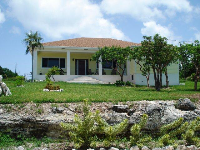Single Family Home for Sale at Fantastic Elevated Sunset Views Over the Caribbean Rainbow Bay, Eleuthera, Bahamas