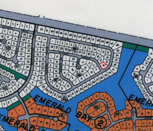 Land for Sale at Single Family Lot in Emerald Bay Emerald Bay, Grand Bahama, Bahamas