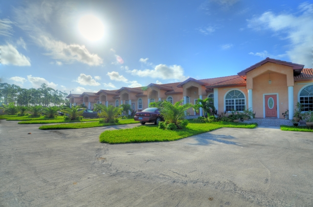 Multi Family for Sale at Apartment building on Pinta Avenue Bahamia, Grand Bahama, Bahamas
