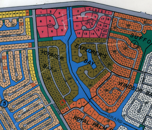 Land for Sale at Multi-family High Rise Lot in Voyager Bay Voyager Bay, Grand Bahama, Bahamas
