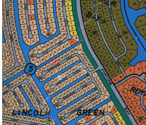 Land for Sale at Lot on Morecambe Drive in Clearwater Cove Lincoln Green, Grand Bahama, Bahamas