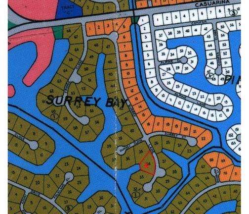 Land for Sale at Surrey Bay Canal Lot Grand Bahama, Bahamas