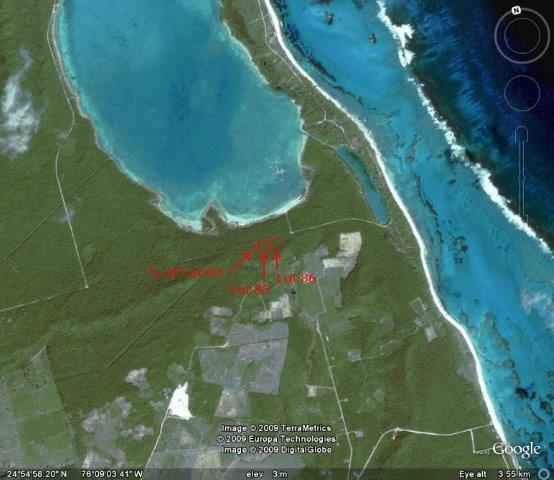 Land for Sale at Great Deal - Great Location - Great Fishing!! Rock Sound, Eleuthera, Bahamas