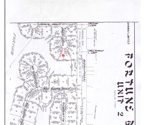 Land for Sale at Canal lot on St. John's Circle in Fortune Bay Fortune Bay, Grand Bahama, Bahamas