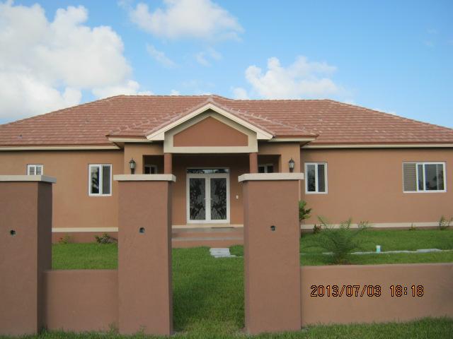 Single Family Home for Sale at Brand new Bahamia home Bahamia, Grand Bahama, Bahamas
