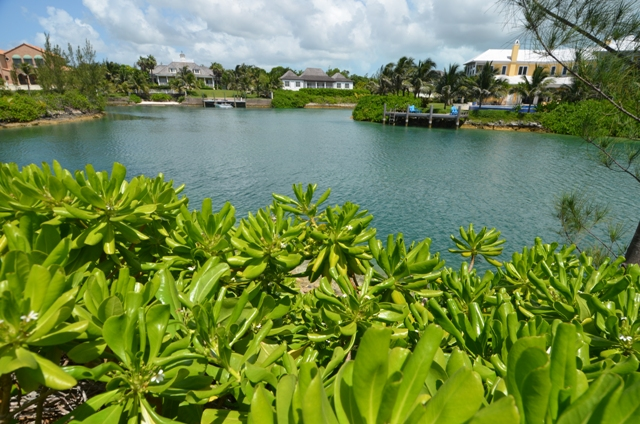 Terra / Lote para Venda às South Facing Canalfront Lot Bahamas