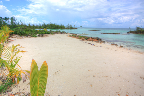 Land for Sale at Turtle Bay - Beautiful Extra Large Waterfront Parcel Between 2 Spectacular Bays (MLS 19177) Turtle Rocks, Abaco, Bahamas