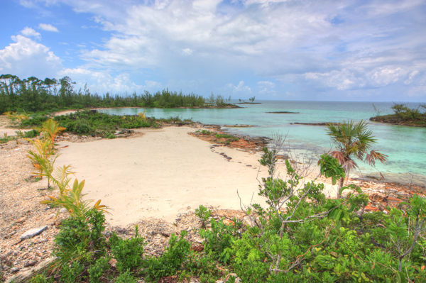 Land for Sale at Turtle Bay - Extra Large Beachfront Parcel Between 2 Stunning Beach Coves (MLS19178) Turtle Rocks, Abaco, Bahamas