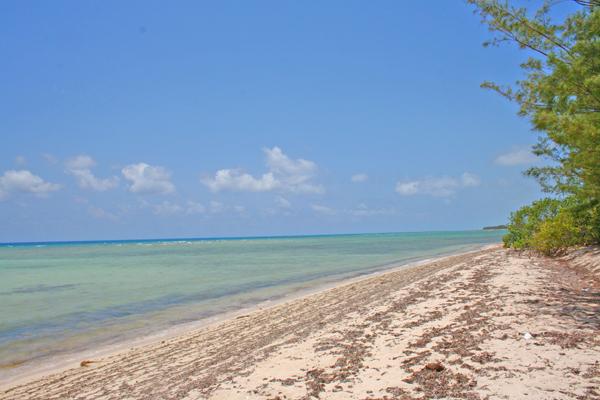 Land for Sale at 2.75 acres near beach in Buccaneer Beach West Grand Bahama, Bahamas