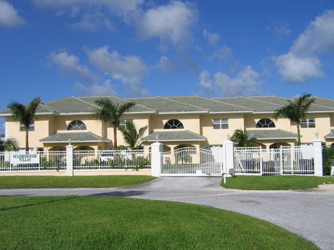 Sistema de calefacción por un Venta en Beautiful Scarborough Villas in Bell Channel Bahamas