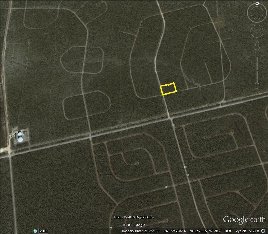 Land for Sale at Lucaya Estates Property Lucaya Estates, Grand Bahama, Bahamas