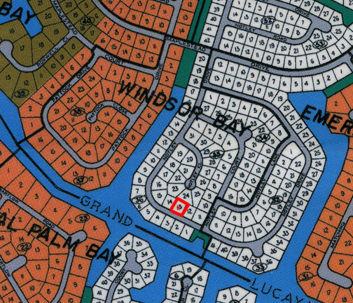 Land for Sale at Windsor Bay Single Family Lot Windsor Bay, Grand Bahama, Bahamas