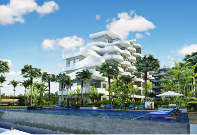 共管式独立产权公寓 为 销售 在 Beachfront Condo Development Nassau New Providence And Vicinity