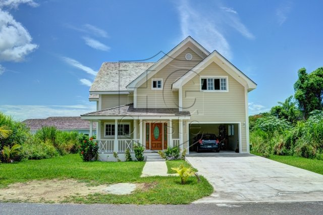 Single Family Home for Sale at Family home in Serenity a gated community in the west Nassau And Paradise Island, Bahamas
