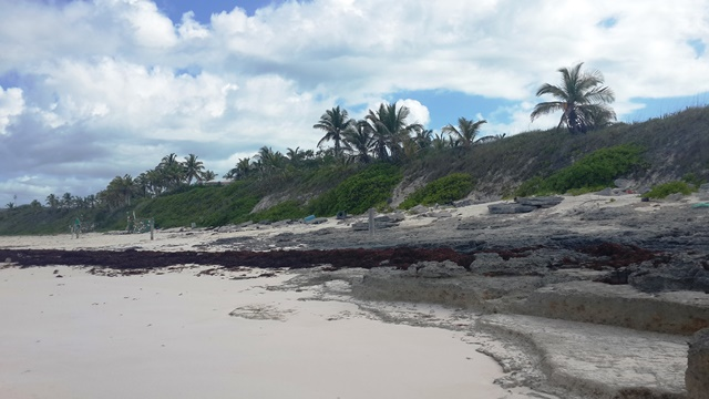 Stunning Beach Lot Knowles Drive - Lot # 4, Breezeaway Estates Governors Harbour, Eleuthera, Bahamas