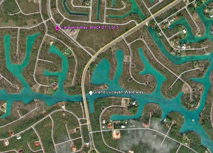 Land for Sale at Multi-Family High-Rise Lot in Caravelle Bay Caravelle Bay, Grand Bahama, Bahamas