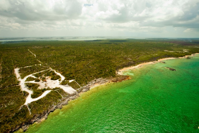 Terrain / Lots pour l Vente à Red Rock Point Development Opportunity Abaco, Bahamas