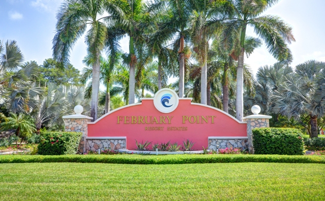 Land for Sale at Elevated Waterfront Building Lot at February Point February Point, Exuma, Bahamas