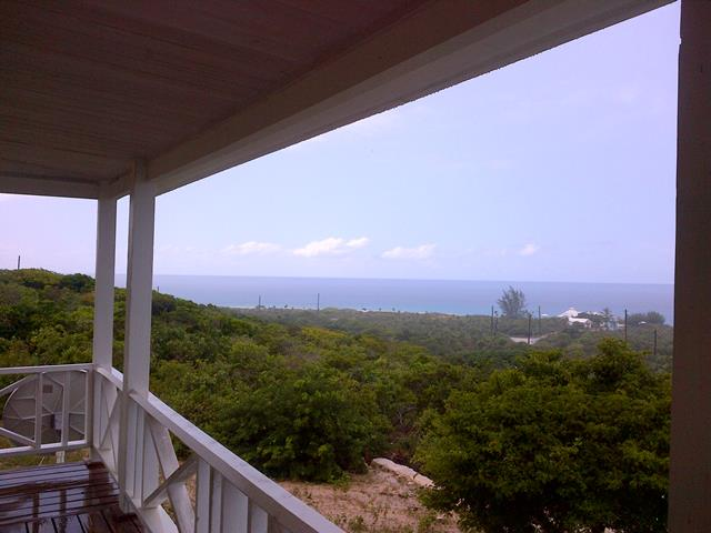Single Family Home for Sale at Beautiful House on Hill Top over looking the Atlantic Ocean and Sandy Point on San Salvador Columbus Landings, San Salvador, Bahamas