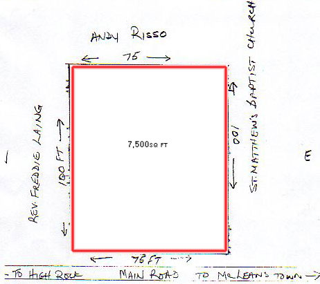 Land for Sale at Single Family Lot In Pelican Point Pelican Point, Grand Bahama, Bahamas