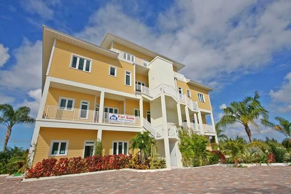 Co-op / Condo for Sale at Newly built luxury condos Taino Beach, Grand Bahama, Bahamas