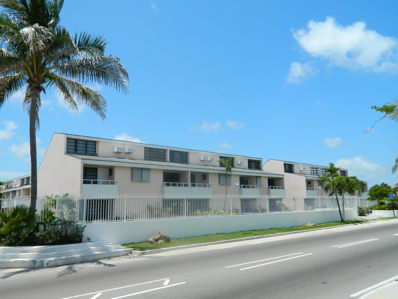 Co-op / Condo for Sale at Ocean View Townhouse at Silver Cay West Bay Street, Nassau And Paradise Island, Bahamas