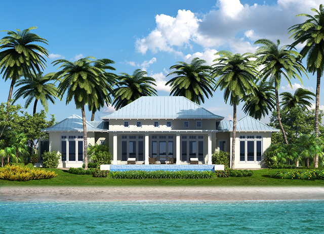 Single Family Home for Sale at The Sea Fan Estate at Deep Water Cay Bahamas